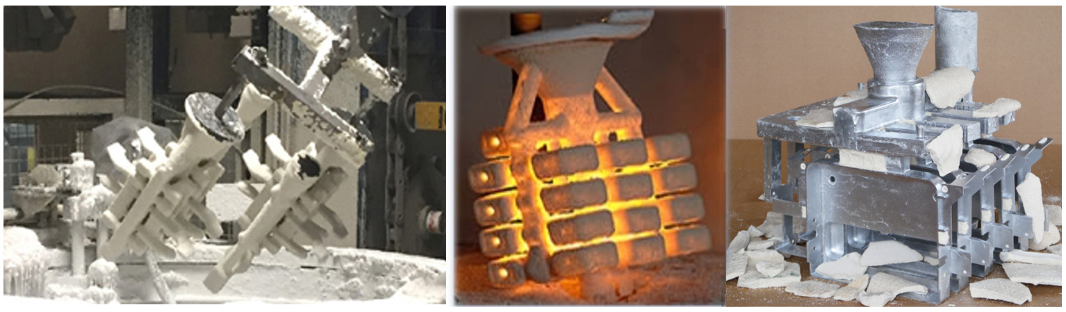 Eurocast's Products by investment casting