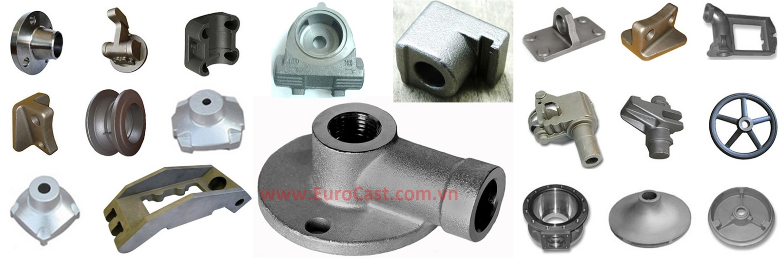 Mechanical Parts by investment casting