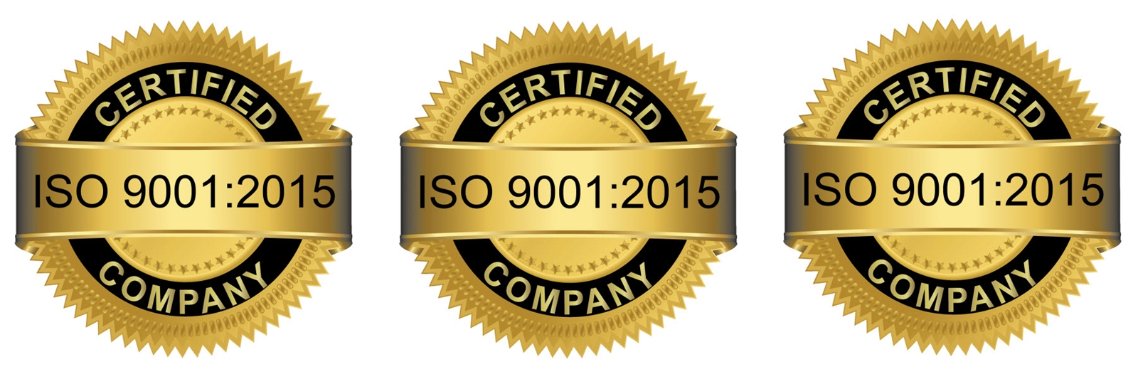 The Management Systerm is ISO 9001:2015 Certified