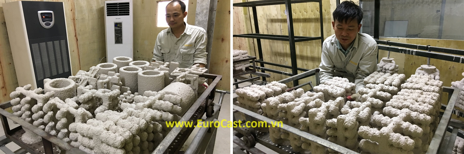Eurocast JSC - Precission Investment Casting