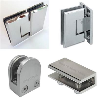 Investment casting of glass hinges