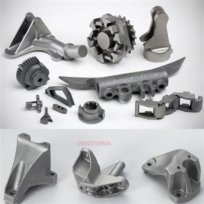 Investment casting of motorbike & bicycle components