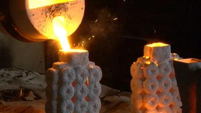 EuroCast's Investment Casting Process