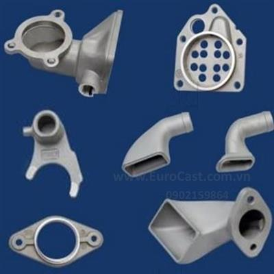 Investment casting of machinery elements