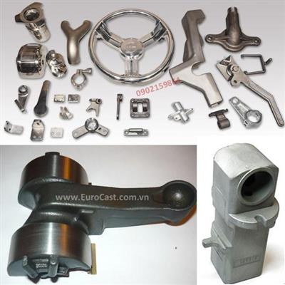 Investment casting of car, bus and truck components